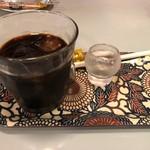 K - ドリンク写真:アイスコーヒー
