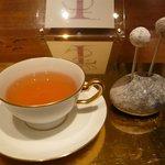 イル テアトリーノ ダ サローネ - 紅茶と小菓子(2012.1)