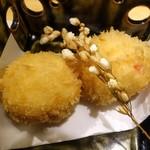 113104242 - ずわい蟹クリームコロッケ
