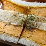 Yukinko Bakery&Cafe - たまごサンド