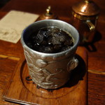 COFFEE HALL くぐつ草 - アイスコーヒー
