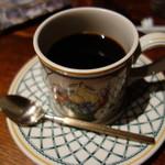 COFFEE HALL くぐつ草 - マンデリン