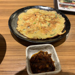 栄香苑 - チヂミ