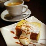 JIRRI. - JIRRI.オリジナルのゴルゴンゾーラのチーズケーキ!