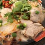 チャオエムカフェ - ジューシーな肉にプリプリの海老(激辛グルメ祭り2019)