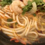 チャオエムカフェ - ブン(丸麺)(激辛グルメ祭り2019)