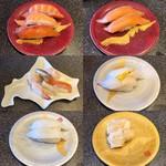 北々亭 - 寿司