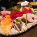のどぐろ家 姫川 - 刺盛 5種