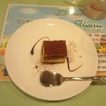 ぱすた亭 - ランチセットのデザート