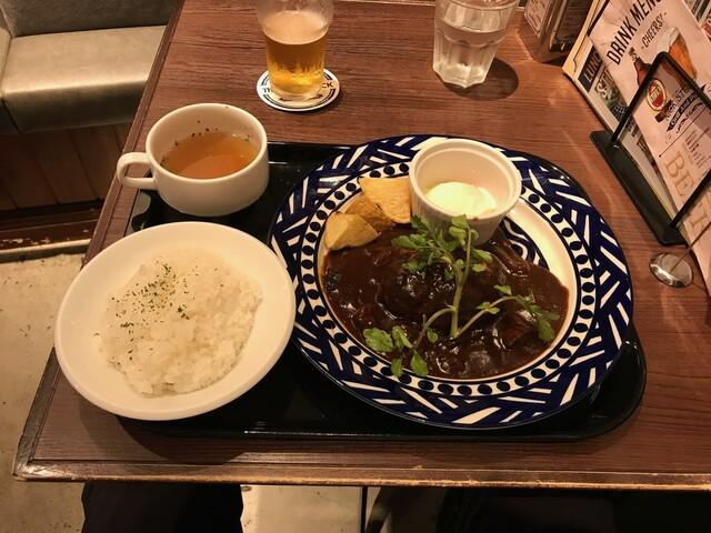 GRILL & PUB The NICK STOCK GINZA SIX店の料理の写真