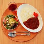 ロング テーブル - 【お食事セット】カレーライス