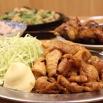 串屋横丁 - 絶対の味噌焼きホルモン★
