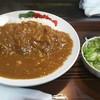 まとい食堂 - 料理写真:カツカレー