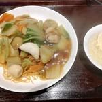 上海豫園 - 料理写真: