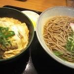 11313315 - 天かす丼定食580円!