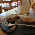 エッコディピュ - 野菜ソムリエによるveggi sweetsです。