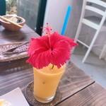 島茶家 ヤッカヤッカ - 宮古島産マンゴースムージー