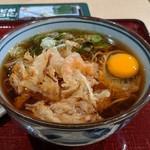 麺工房 - 天玉そば