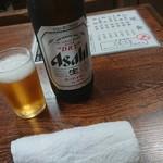 一芳亭 - 大瓶550円
