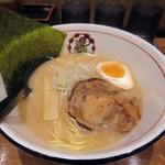 麺屋雷神 - 【醤油ラーメン】¥750