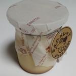 ミルクパレット - カスタードプリン