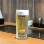 千の台所 - 生ビール