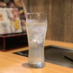 千の台所 - レモンサワー