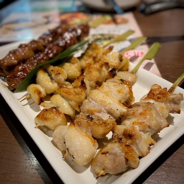 とり鉄 大森北口店の料理の写真
