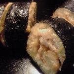 お好み焼 あわじ屋 - 料理写真:オリジナル のり巻玉(地元 江井ヶ島海苔)