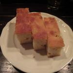 ブラッスリーヴァンダンジュ - 自家製パン