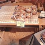パン屋 Sora - 店内