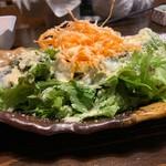 個室×海鮮居酒屋 蔵之庵 - サラダ