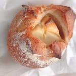 113154596 - クリームチーズパン@130