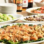 ミカフェート - パーティー料理5