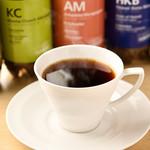 ミカフェート - コーヒーイメージ