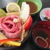 割烹 若鮨 - 料理写真:ローストビーフ丼
