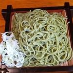 茶そば 扇家 - 料理写真:もりそば(550円)