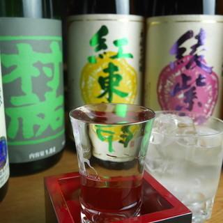 【月替わりメニュー】本格日本酒&焼酎をリーズナブルに