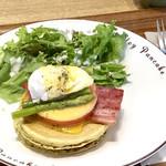 九州パンケーキカフェ - 料理写真: