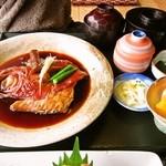 おお田 - 金目鯛の煮魚膳