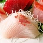おお田 - 刺身膳:目鯛