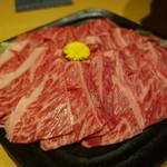 UMEHA - 【主菜】すきやきの肉