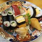 玄海鮨 - 海ランチ  800円  メイン
