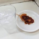 肉のまえかわ - レモン割り&串カツ