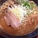 スープ食道 宝 - 黒潮ラーメン