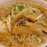 三宝亭 - 料理写真:こってりネギラーメン。