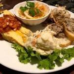 Restaurant&Bar ROOSTER - 前菜5種盛