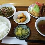 桜昇園 - 料理写真:日替定食