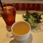 ジャグカフェ - サラダ&カップスープ