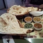インド料理 レカリ - ランチセット2種類